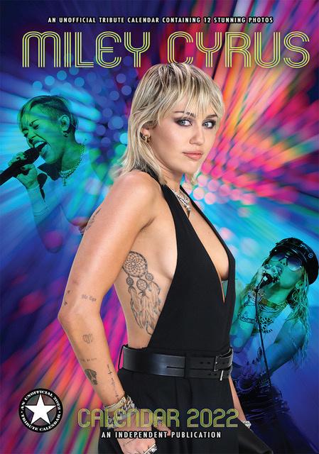 Miley Cyrus Kalender 2022 A3