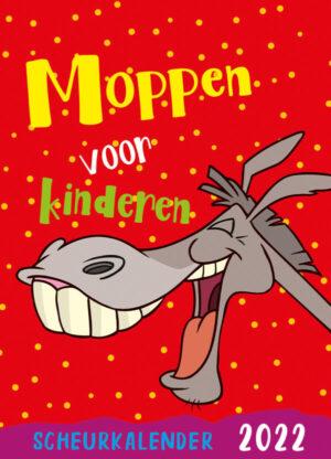 Moppen voor kinderen Scheurkalender 2022