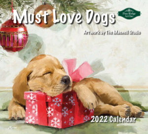 Must Love Dogs Kalender 2022