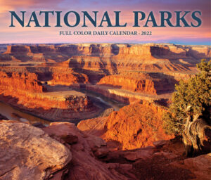 National Parks Kalender 2022 Boxed