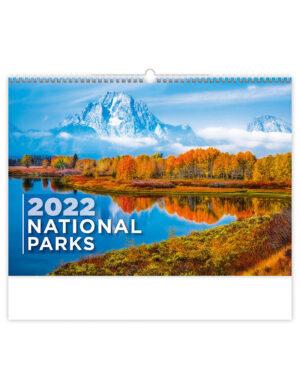 Nationale Parken Kalender 2022