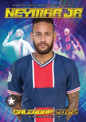 Neymar Kalender 2022 A3