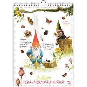 Rien Poortvliet Kabouter Verjaardagskalender
