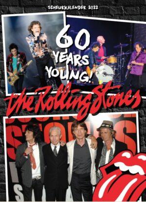 Rolling Stones 365 licks Scheurkalender 2022