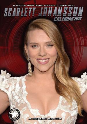 Scarlett Johansson Kalender 2022 A3