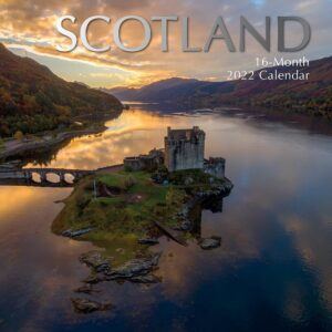 Scotland Kalender 2022