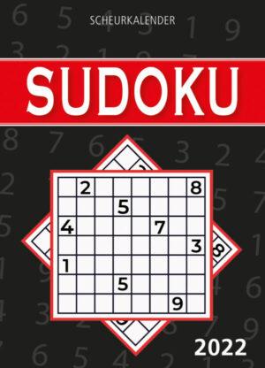 Sudoku Scheurkalender 2022