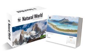 WWF Natural World Kalender 2022 Boxed
