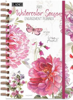 Watercolor Seasons Agenda 2022