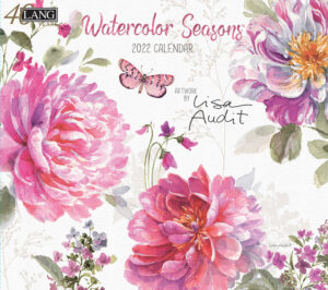 Watercolor Seasons Kalender 2022