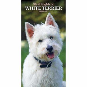 West Highland White Terrier Pocket Agenda 2022