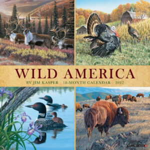 Wild America Kalender 2022