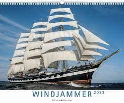Windjammer Kalender 2022
