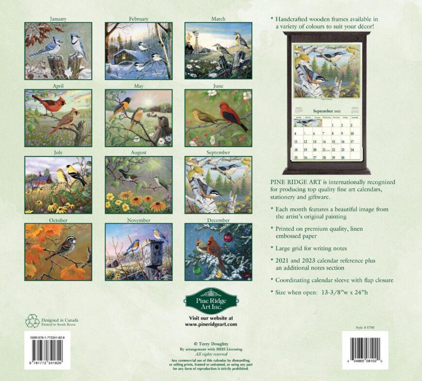 Wings of Nature Kalender 2022