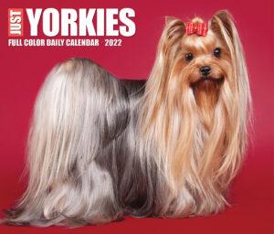 Yorkshire Terrier Kalender 2022 Boxed