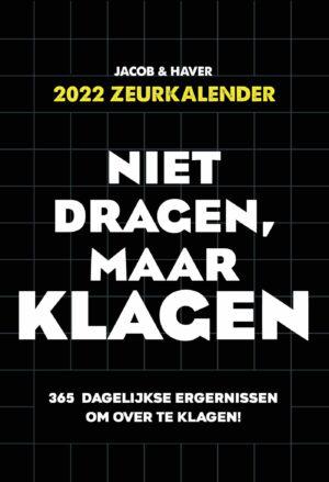 Zeurkalender Scheurkalender 2022