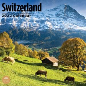 Zwitserland Kalender 2022